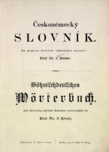 Česko-německý slovník